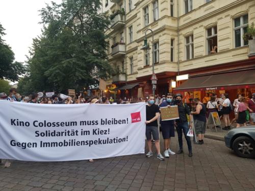 Solidarität für Raumer 6