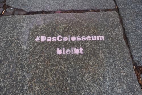 #DasColosseumbleibt