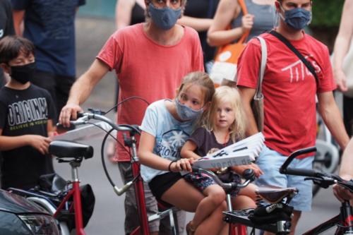 Kinder kämpfen für ihr Kino