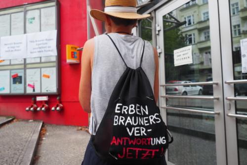 Erben Brauners Verantwortung Jetzt